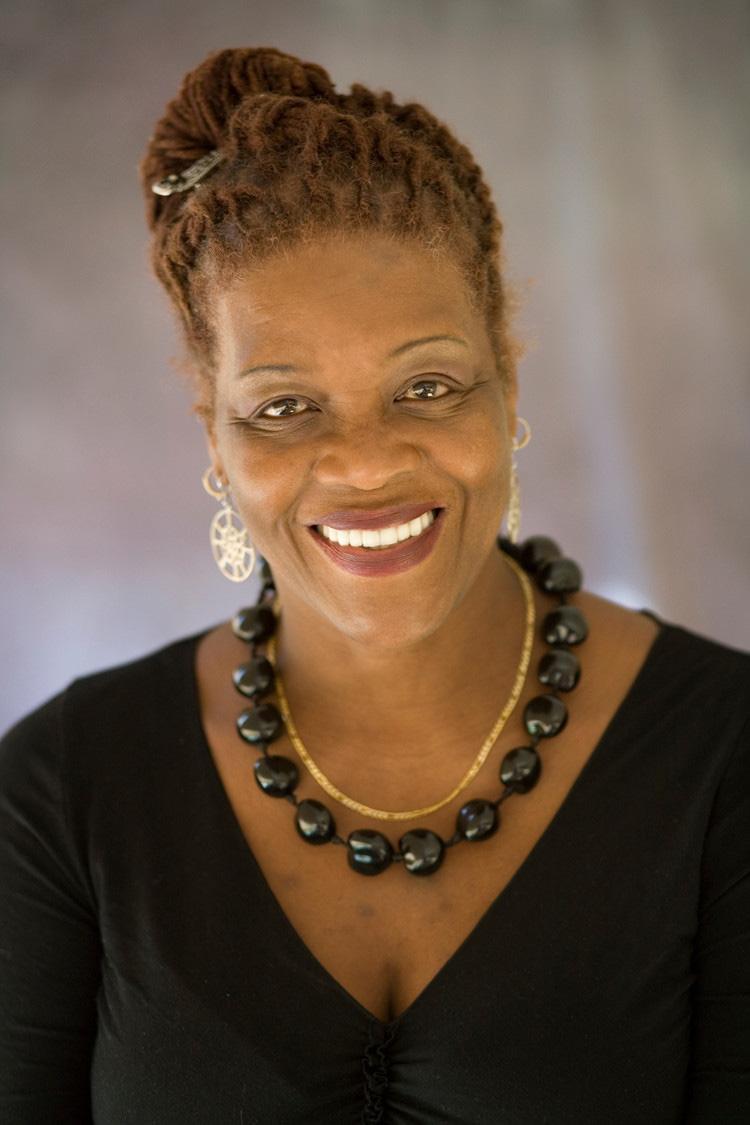 Carole Boyce Davies, professor of English (ENGL) and Africana Studies (ASRC).