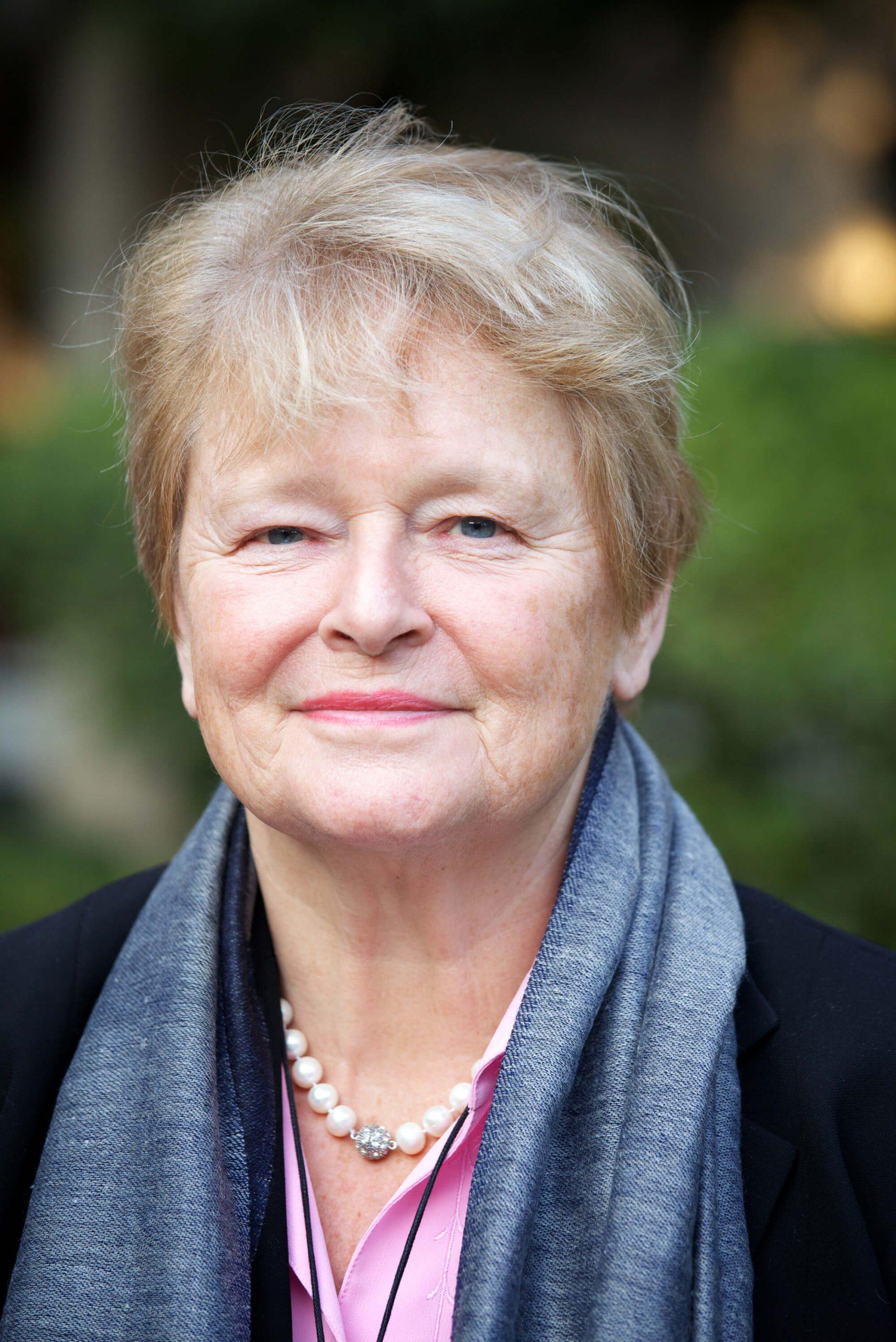 Gro-Harlem-Brundtland-speaker