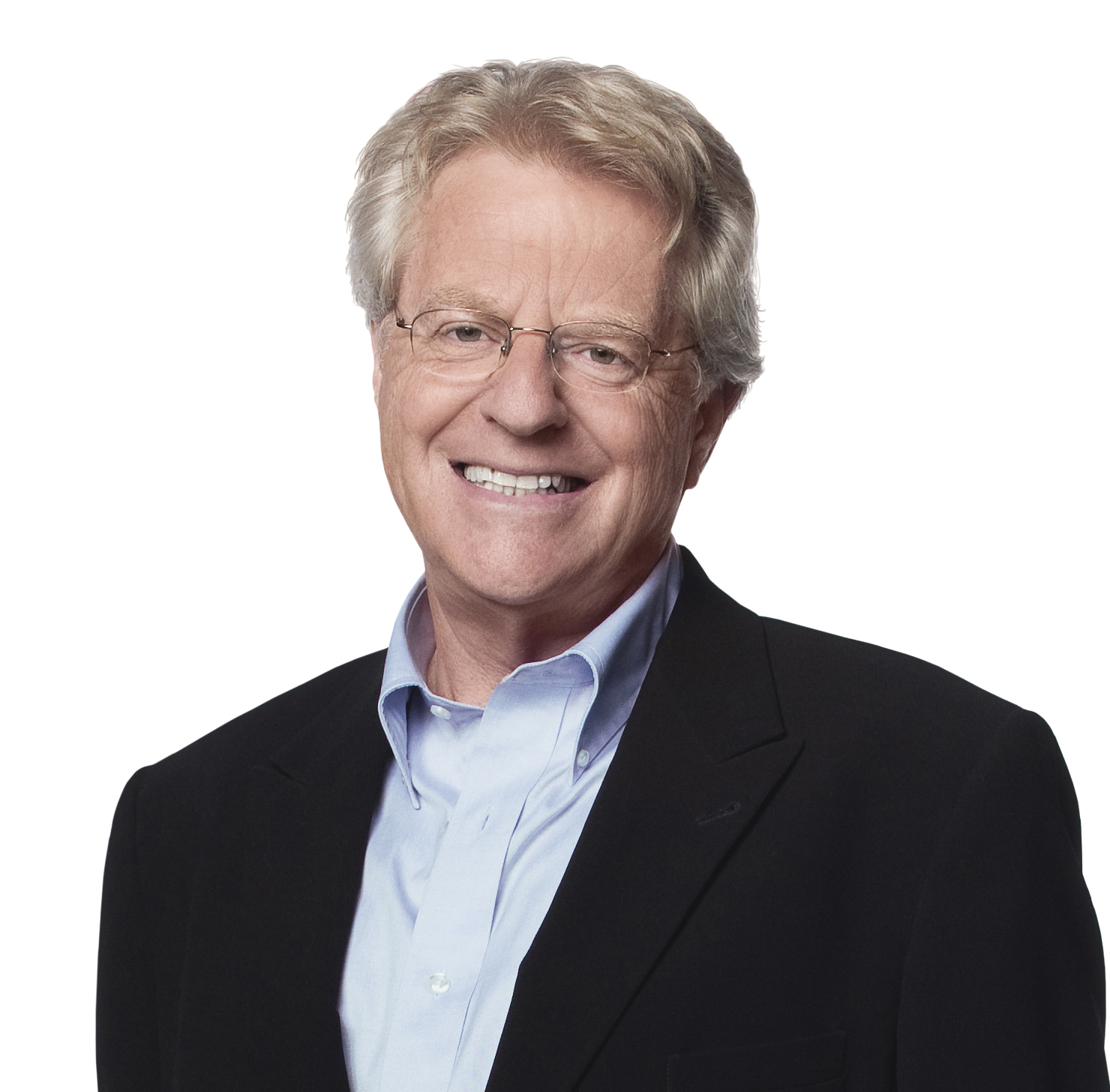 THE JERRY SPRINGER SHOW -- Pictured: Jerry Springer -- NBC Photo: Virginia Sherwood