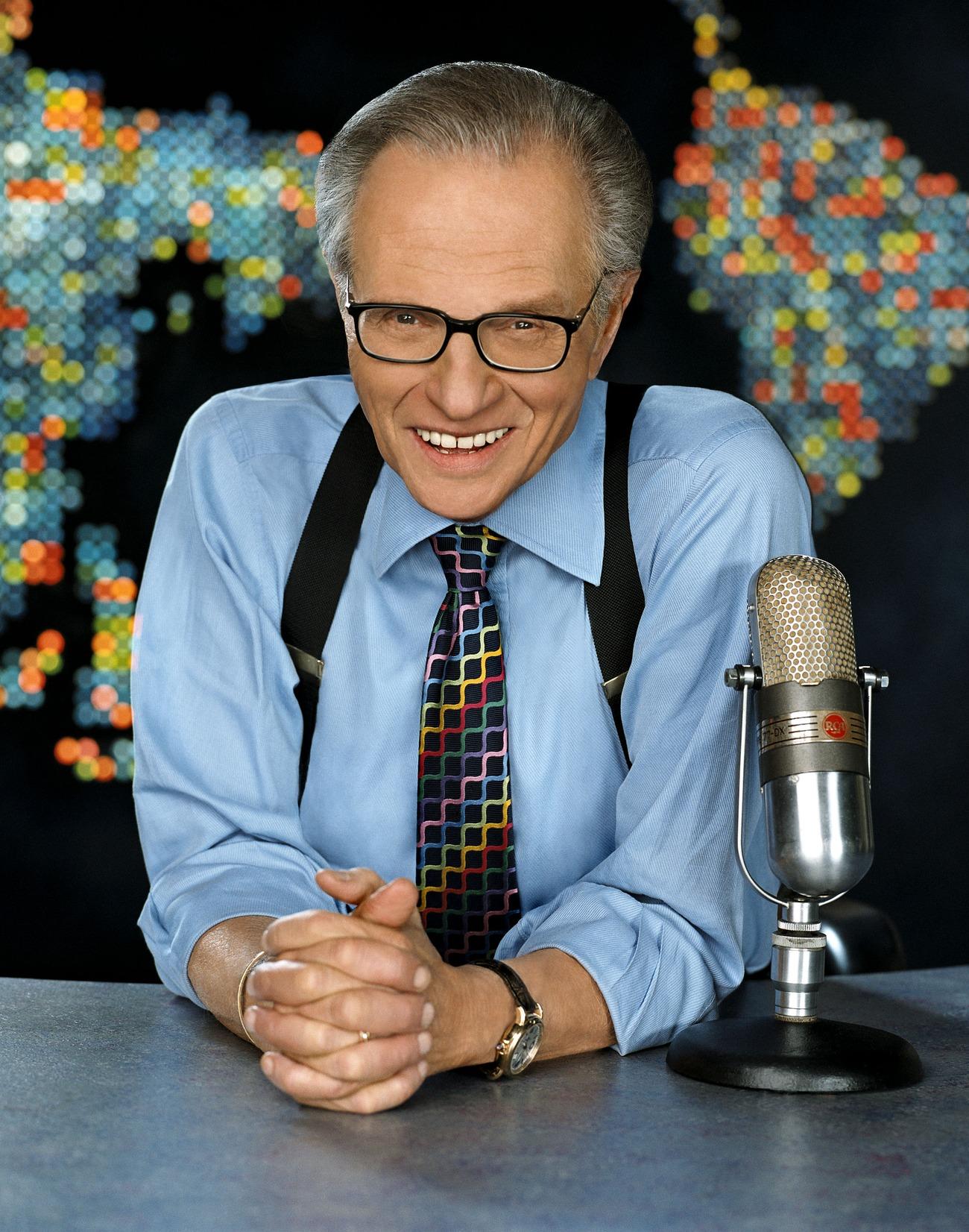 Larry-King-speaker
