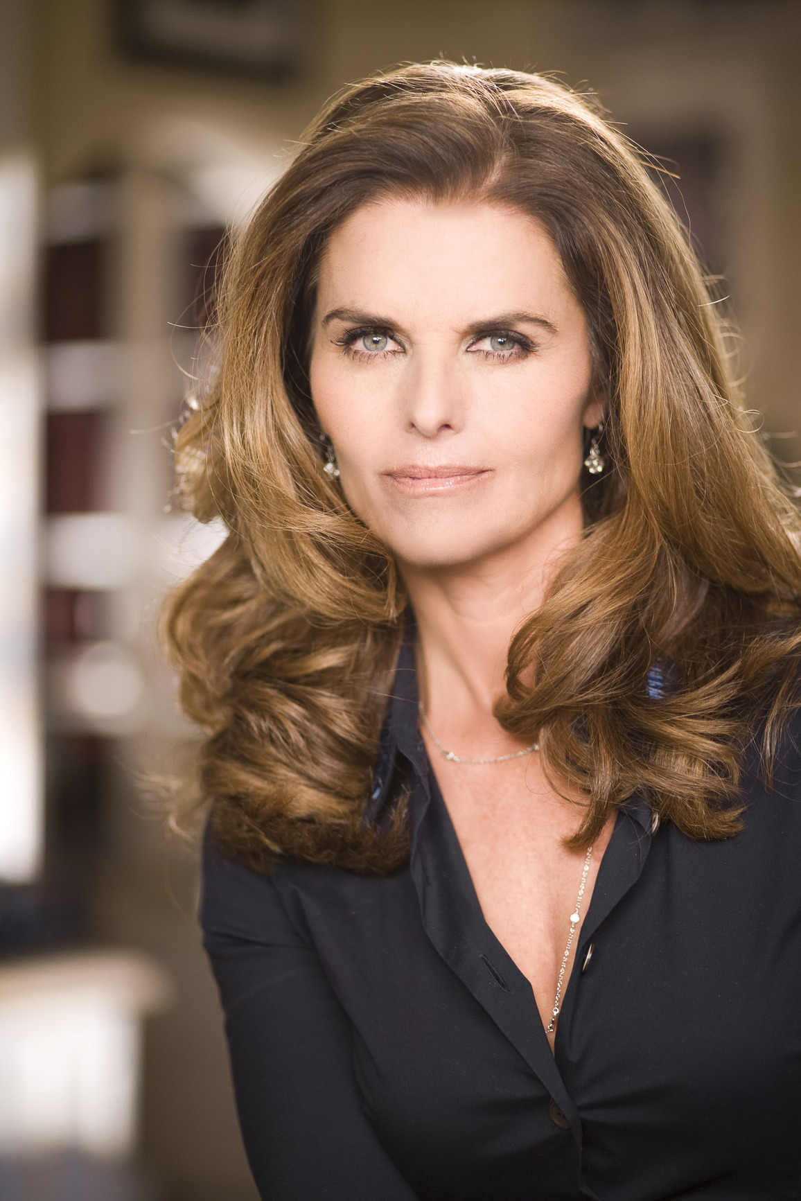 HBO - The Alzheimer's Disease Children's ProjectInterview and Portrait session with Maria Shriver at her home/office.Brentwood, CA, November 11, 2008