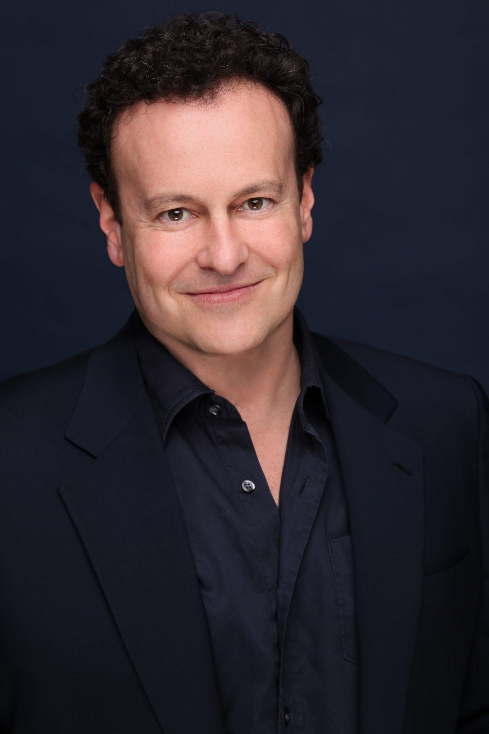 SIT DOWN, SHUT UP: Mitch Hurwitz, executive producer of SIT DOWN, SHUT UP on FOX.