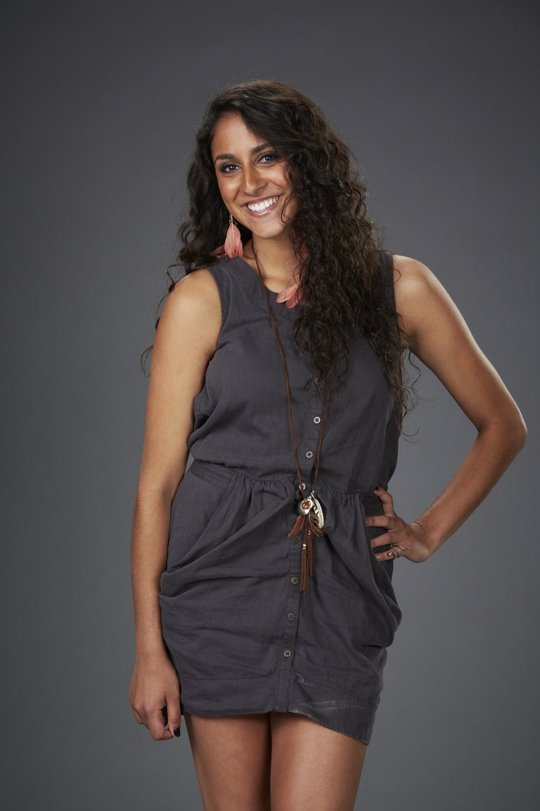 THE VOICE -- Season: 3 -- Pictured: Sylvia Yacoub -- (Photo by: Paul Drinkwater/NBC)