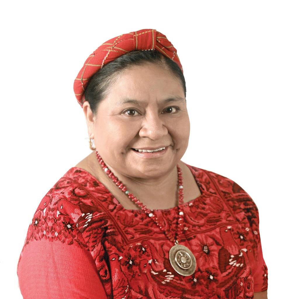 Rigoberta-Menchu-Tum