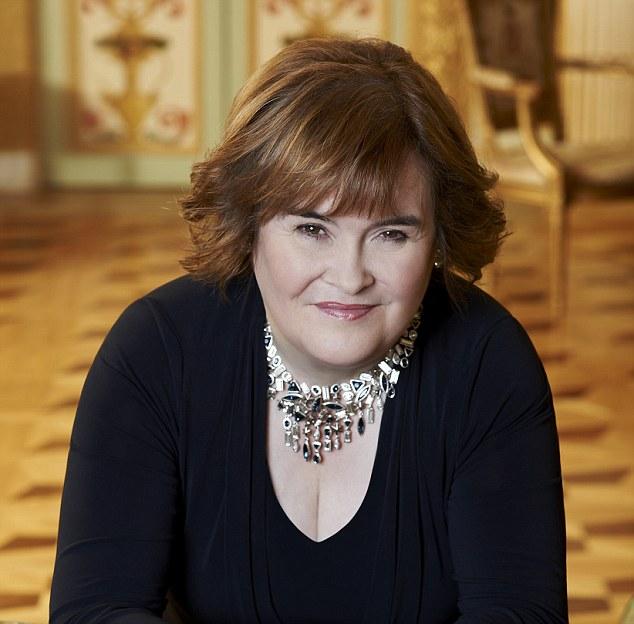 Susan Boyle, Scottish singer.