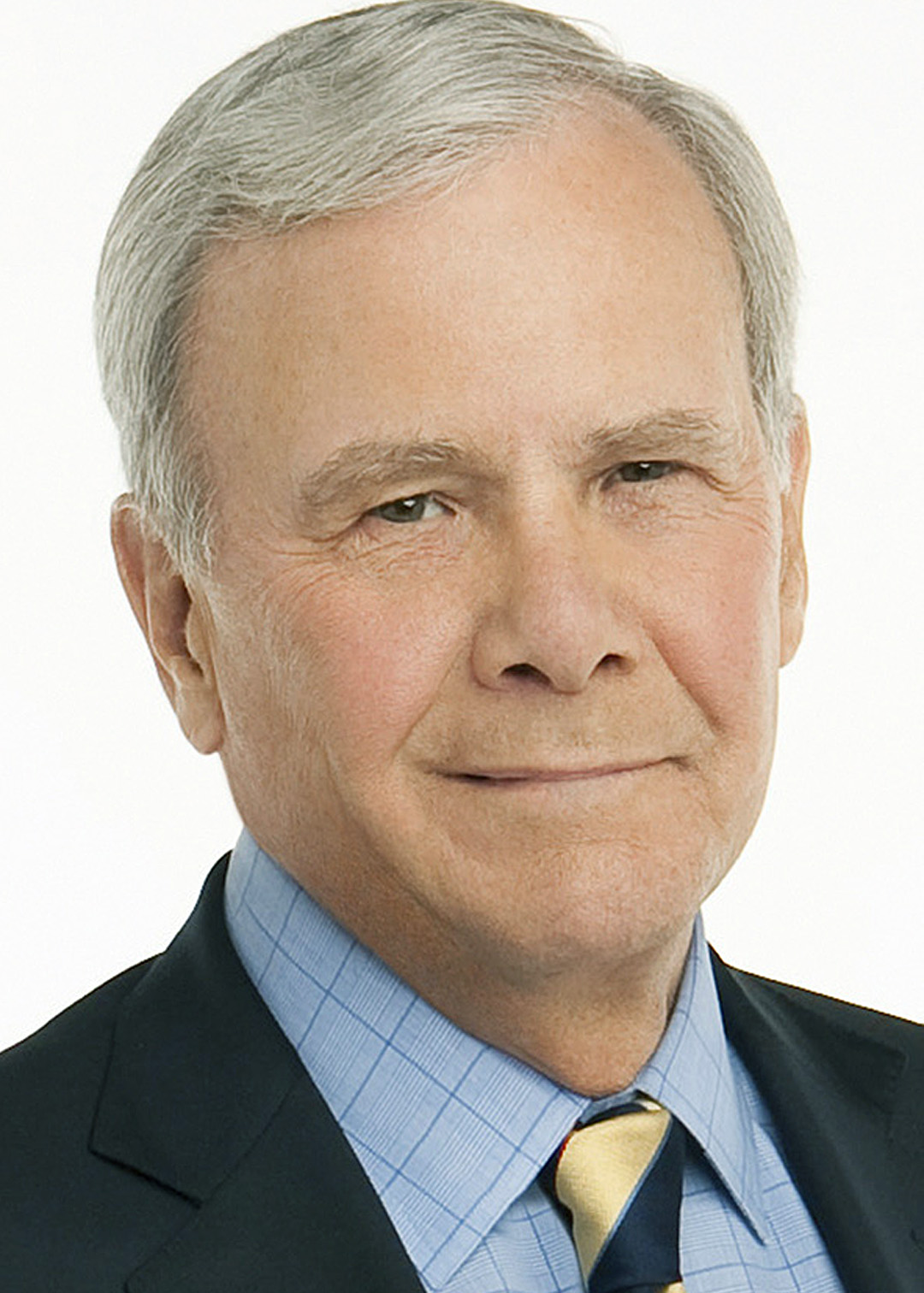 NBC NEWS CORRESPONDENTS -- Pictured:  Tom Brokaw, Special Correspondent -- Photo by: Virginia Sherwood/NBC