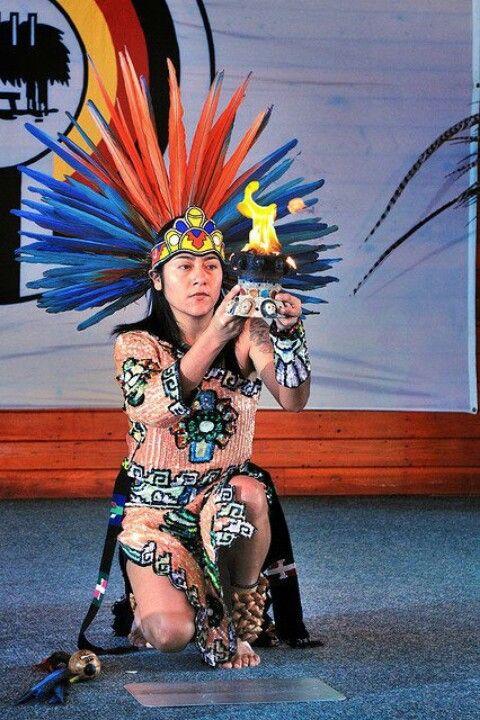 Traditional-Aztec-Fire-Dancers