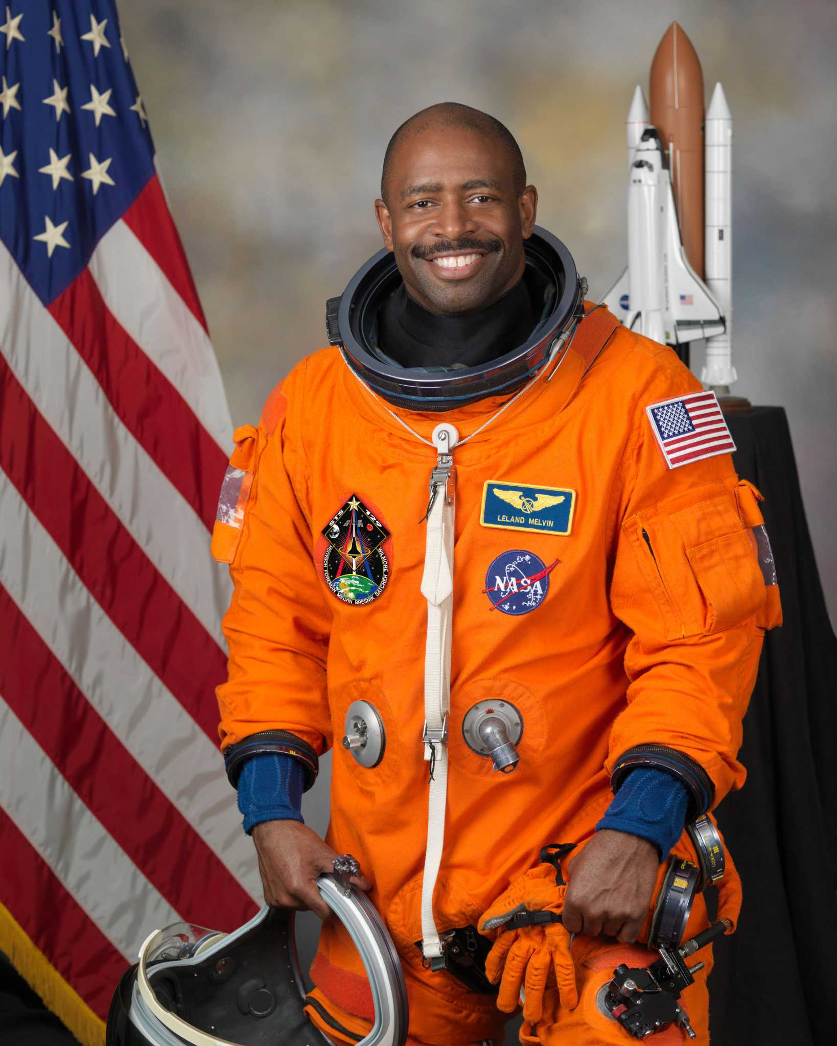 Leland Melvin | PDA Speakers