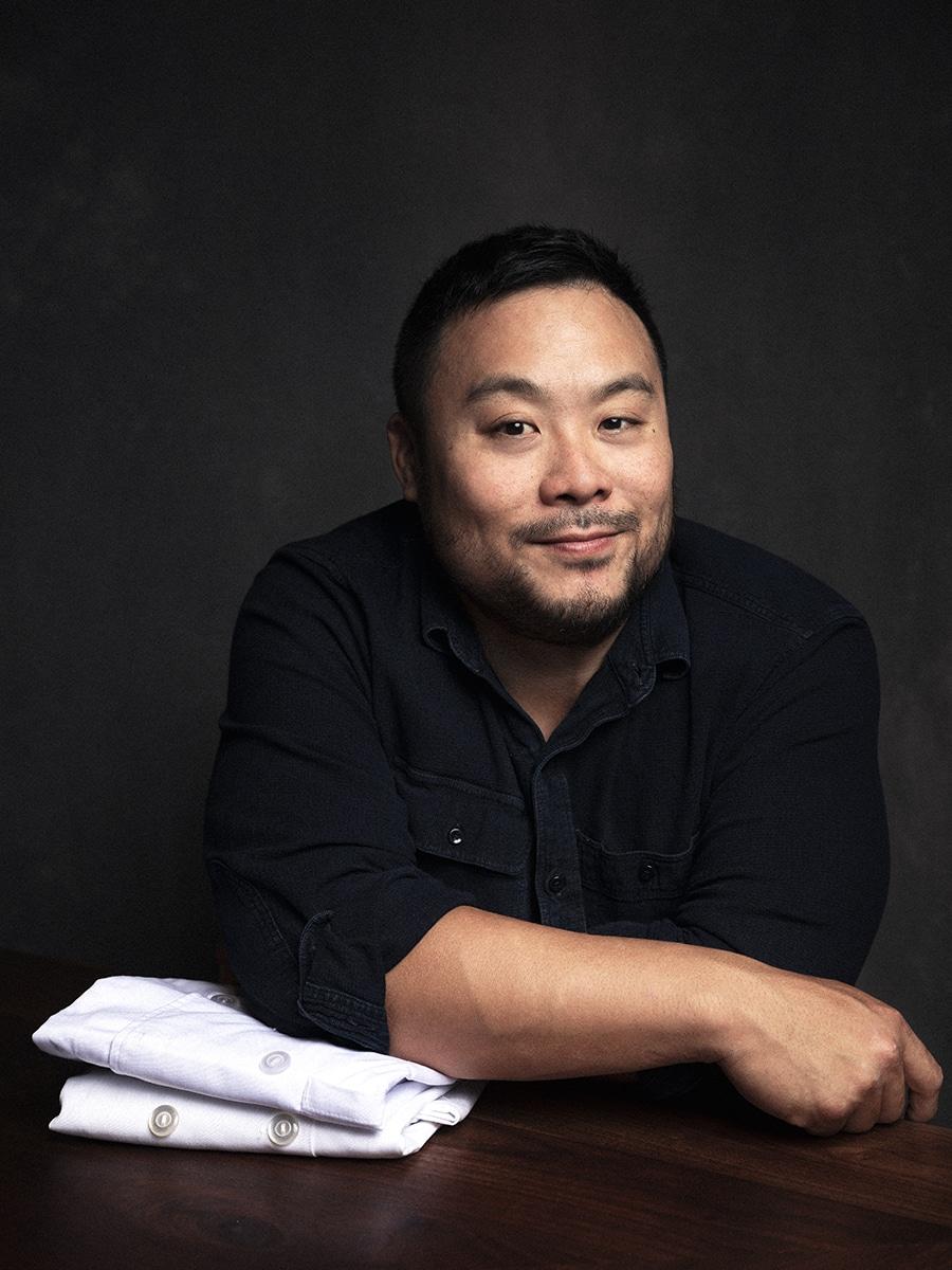 David Chang   PDA Speakers